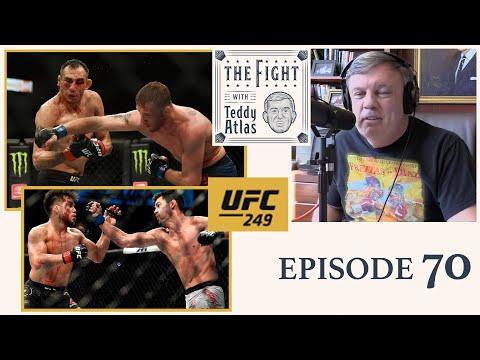Teddy Atlas After UFC 249: Full Main Card Breakdown On Ferguson Gaethje, Cejudo Cruz, And More