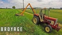 Broyage des bordures de champs et des fossés - 2020
