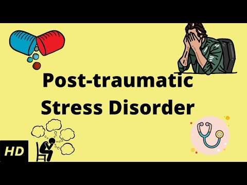 POST TRAUMATIC STRESS DISORDER (PTSD), Causes, Signs And Symptoms, Diagnosis And Treatment.