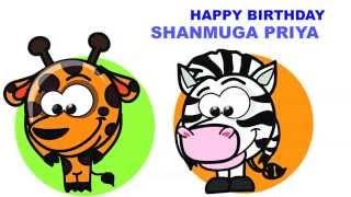 ShanmugaPriya   Children & Infantiles - Happy Birthday