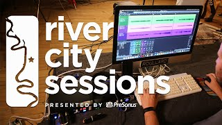 River City Session Tutorial | Recording and Mixing The Hitchhiker with Ryan Roullard