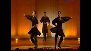 Калмыцкий танец. Ансамбль им Игоря Моисеева(Kalmyk dance Igor Moiseev Ballet., 2013-05-04T20:06:29.000Z)
