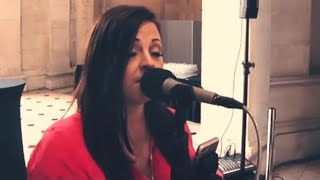 God Only Knows (Katie Hughes Wedding Singer) YouTube Thumbnail