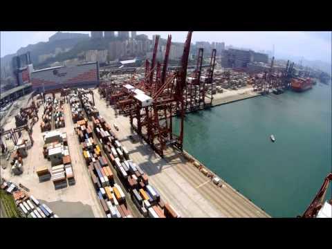 Hong Kong Container Terminal 零度XIRO