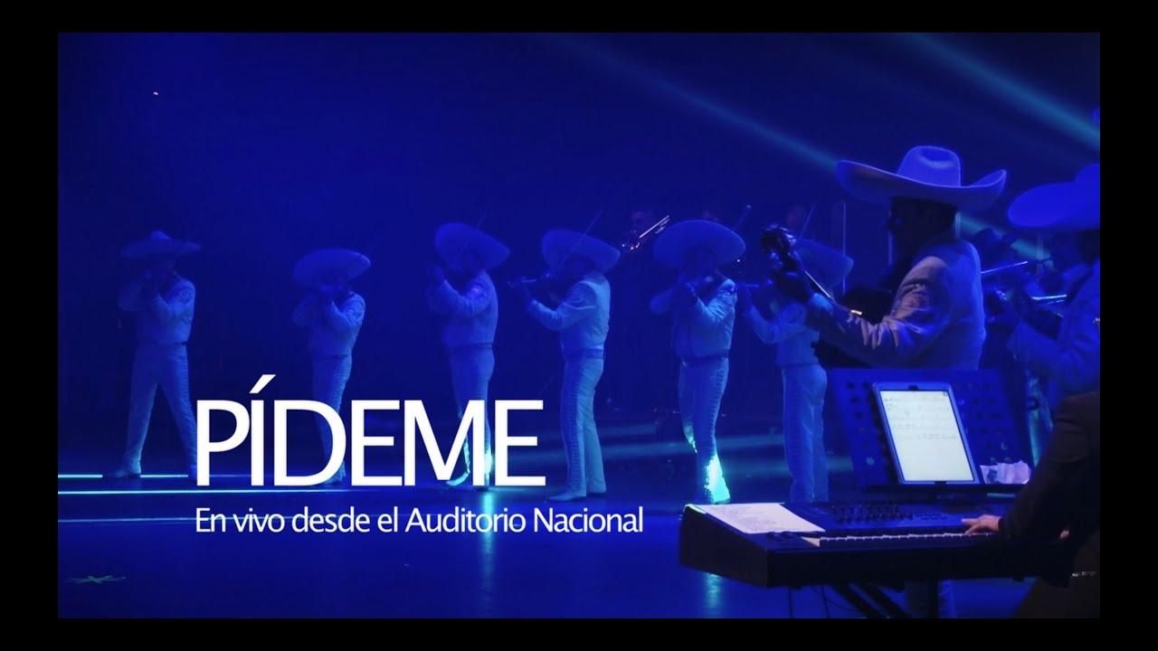 Diego Verdaguer - Pídeme (En Vivo Desde El Auditorio Nacional)