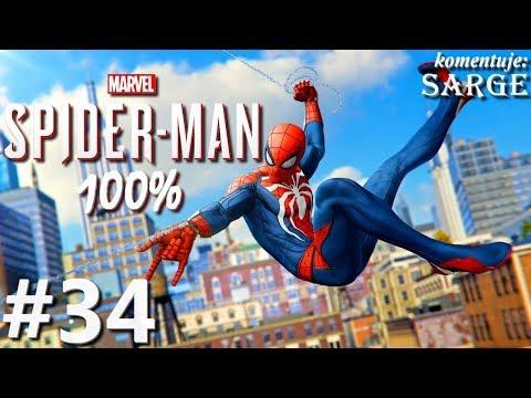 Zagrajmy w Spider-Man 2018 (100%) odc. 34 - Totalny chaos