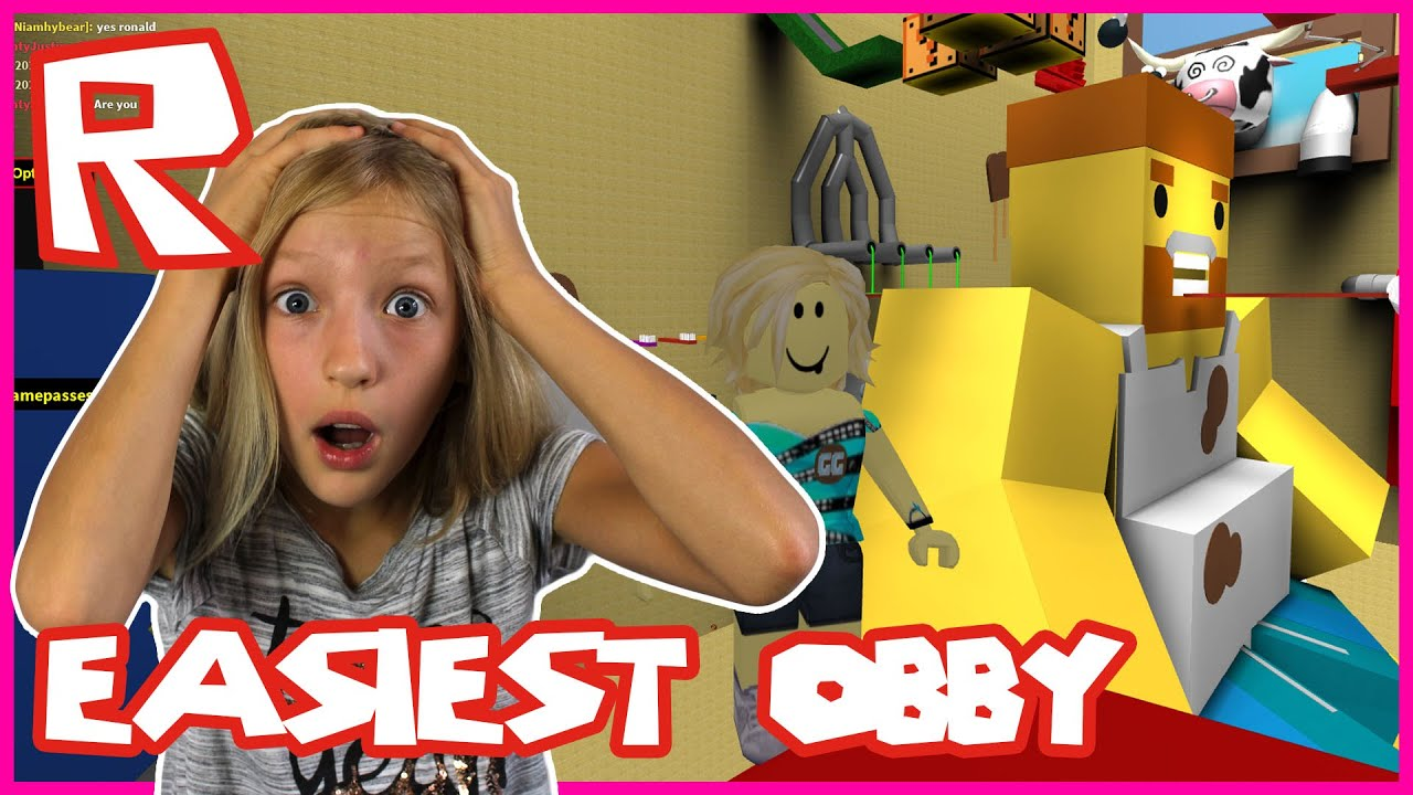Escape The Bathroom Obby escape the bathroom obby / easiest obby ever / roblox - youtube