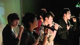 ショーケースでは、韓国バージョンも歌いましたが・・・ 日本語バージョ...