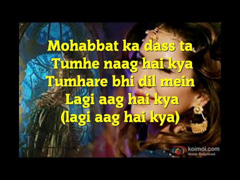 Laila Main Laila - Full Audio   Raees   Shah Rukh Khan & Sunny Leone (Lyrics)