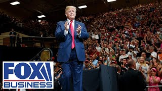 Trump delivers victory remarks to American Workers in Pennsylvania