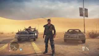 THE INTERCEPTOR & CLASSIC MAX | Mad Max Story Playthrough Epilogue