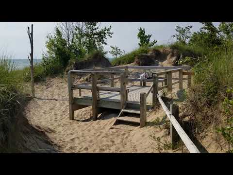 Southampton Beach Saugeen Shores Island Beach Access