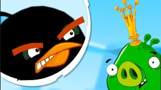 Angry Birds 2 #6 игра про мультфильм энгри бердс и Bad Piggies #крутилкины