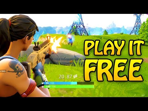 What Is FORTNITE BATTLE ROYALE - PLAY IT FREE NOW!