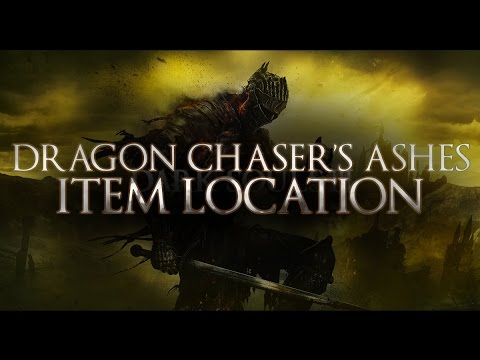 Dark Souls 3 - Dragon Chaser's Ashes Location / Shrine Handmaid Give Umbral Ash