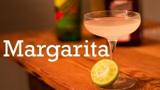 Margarita cocktail from Better Cocktails at Home