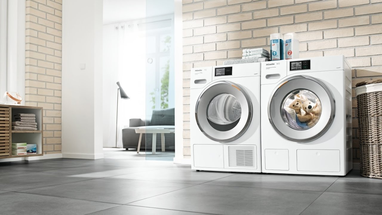 Miele Washing Machine >> Miele Washing Machines programmes explained - YouTube