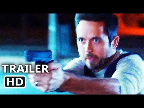 THE ASSASSIN'S CODE   2018 Justin Chatwin, Peter Stormare Thriller Movie HD