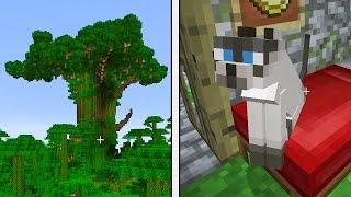Minecraft Hermitcraft :: Siamese Nightmare & Blowing Tree! e12