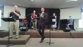 July 18th Worship Service