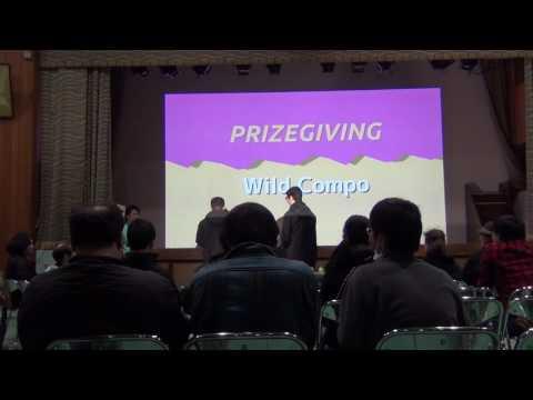 Tokyo Demo Fest 2017 - Prizegiving & Closing Ceremony  [Live footage]