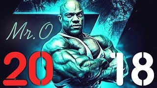Mr.OLYMPIA 2018 - WAR IS COMING !