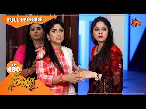Nila - Ep 480   13 April 2021   Sun TV Serial   Tamil Serial
