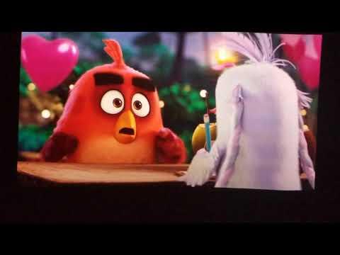 The Angry Birds Movie 2 Speedy Date Scene