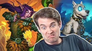 (Hearthstone) The Ups and Downs of Recruit Hunter