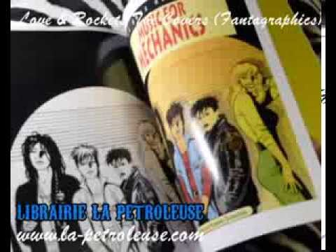Livre / Book LOVE AND ROCKETS THE COVERS - Hernandez Bros (Fantagraphics)