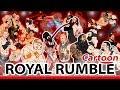 Epic Royal Rumble CARTOON!