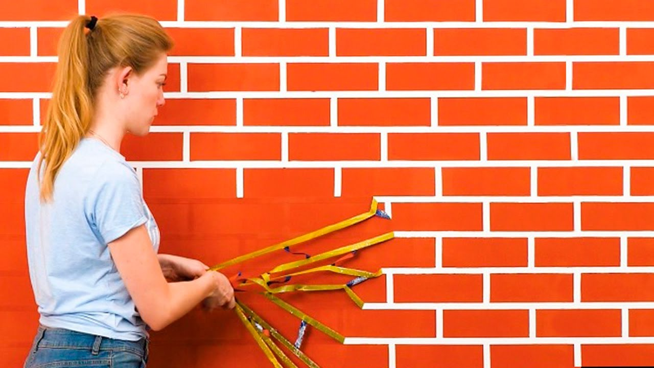 36 Ide Ide Dekorasi Dinding Mengagumkan Untuk Mengubah Dindingmu Yang Membosankan Youtube
