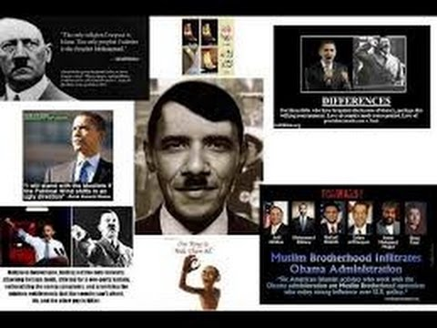 Antichrist Obama - The Serpent Seed Father of Lies (by Jonathan Kleck) - SavedbyGrace0909
