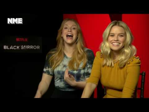 Black Mirror: Bryce Dallas Howard & Alice Eve On What To Expect In Season Three