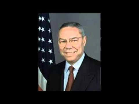 Colin Powell     United Nations Security Council Briefing on WMD in Iraq