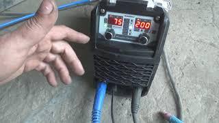 аппарат холодной сварки andeli tig250gplc