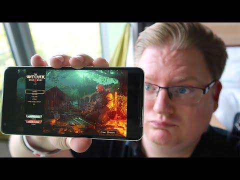 Witcher 3 auf dem Handy? 😲 Shadow machts möglich