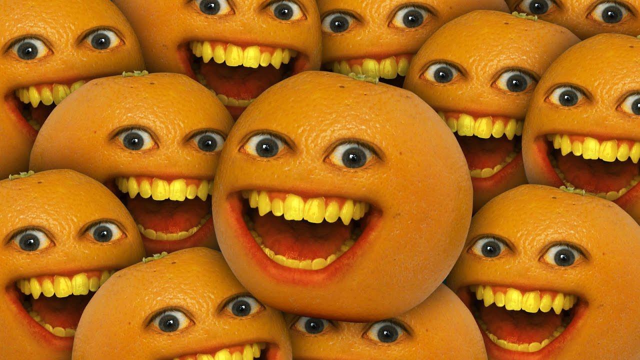 Annoying Orange CLONES Supercut!
