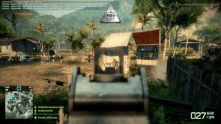 Battlefield: Bad Company 2 ONLINE 2017 (NEXUS Emulator)
