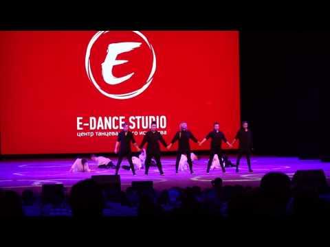 E-Dance Studio | Ufa | 14/01/2017 | Lyrical choreo by @anthony_bogdanov