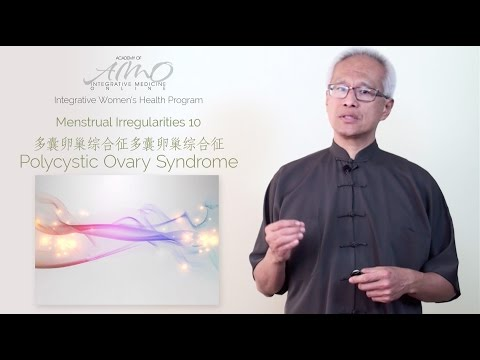 PCOS in Chinese and Western Medicine: Acupuncture CEU Course