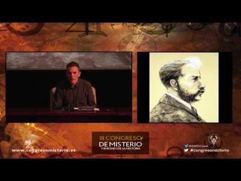 III CONGRESO DE MISTERIO – MARIANO FERNÁNDEZ URRESTI – TRAS LA HUELLAS DE JACK EL DESTRIPADOR