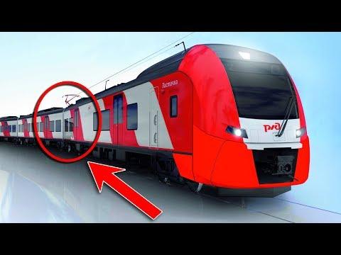 БЫСТРО И НЕДОРОГО! Обзор скоростных поездов России, поезд Ласточка внутри, цена билетов, впечатления