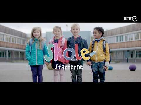 Fra barnehage til skole! Skolestarterne - musikkvideo - NRK Super