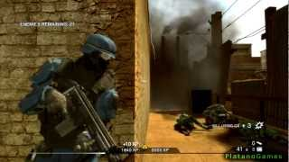 Rainbow Six Vegas 2 - Kill House - Terrorist Hunt - RSV2 Solo - HD