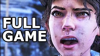 The Walking Dead: The Final Season Episode 1-4 - Brutal Clem - Full Game & Ending (No Commentary)