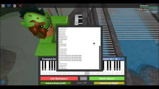 Roblox Piano Heathens [] i was lagging[]