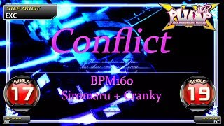 [PUMP IT UP XX] Conflict S17 & S19