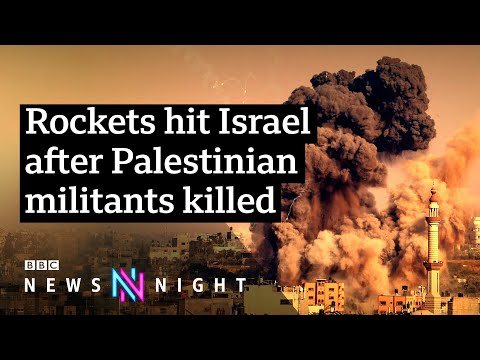 Israel-Gaza: How can conflict de-escalate? - BBC Newsnight