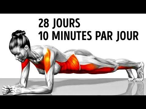 7 EXERCICES SIMPLES POUR SE METTRE EN FORME RAPIDEMENT